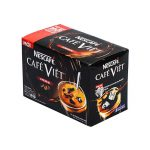 Cà phê đen đá Cafe Việt Nescafé hộp 15 gói X 16g