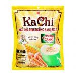 Ngũ cốc dinh dưỡng Kachi chứa 100Mg Canxi từ sữa 20 gói x 25g (500g)