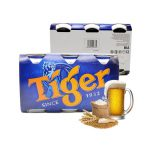Bia Tiger lốc 6 lon x 330ml