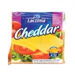 Phô mai mild Lactima Cheddar 200g