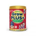Thực phẩm bổ sung GrowPlus+ suy dinh dưỡng hộp thiếc 900g