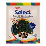 Rong biển sấy cuộn cơm Coop Select 20g