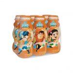 Sữa chua uống Lif Kun cam lốc 6x90ml